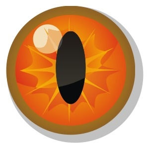 Orange Eyes clipart #15, Download drawings