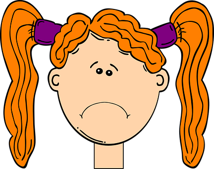 Orange Hair clipart #2, Download drawings