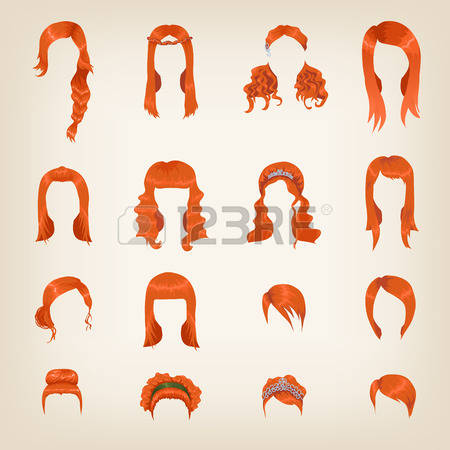 Orange Hair clipart #4, Download drawings