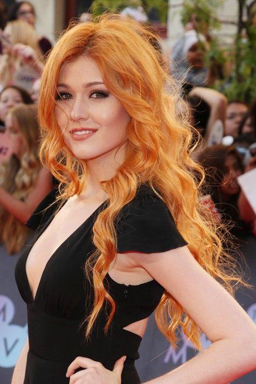 Orange Hair coloring #14, Download drawings