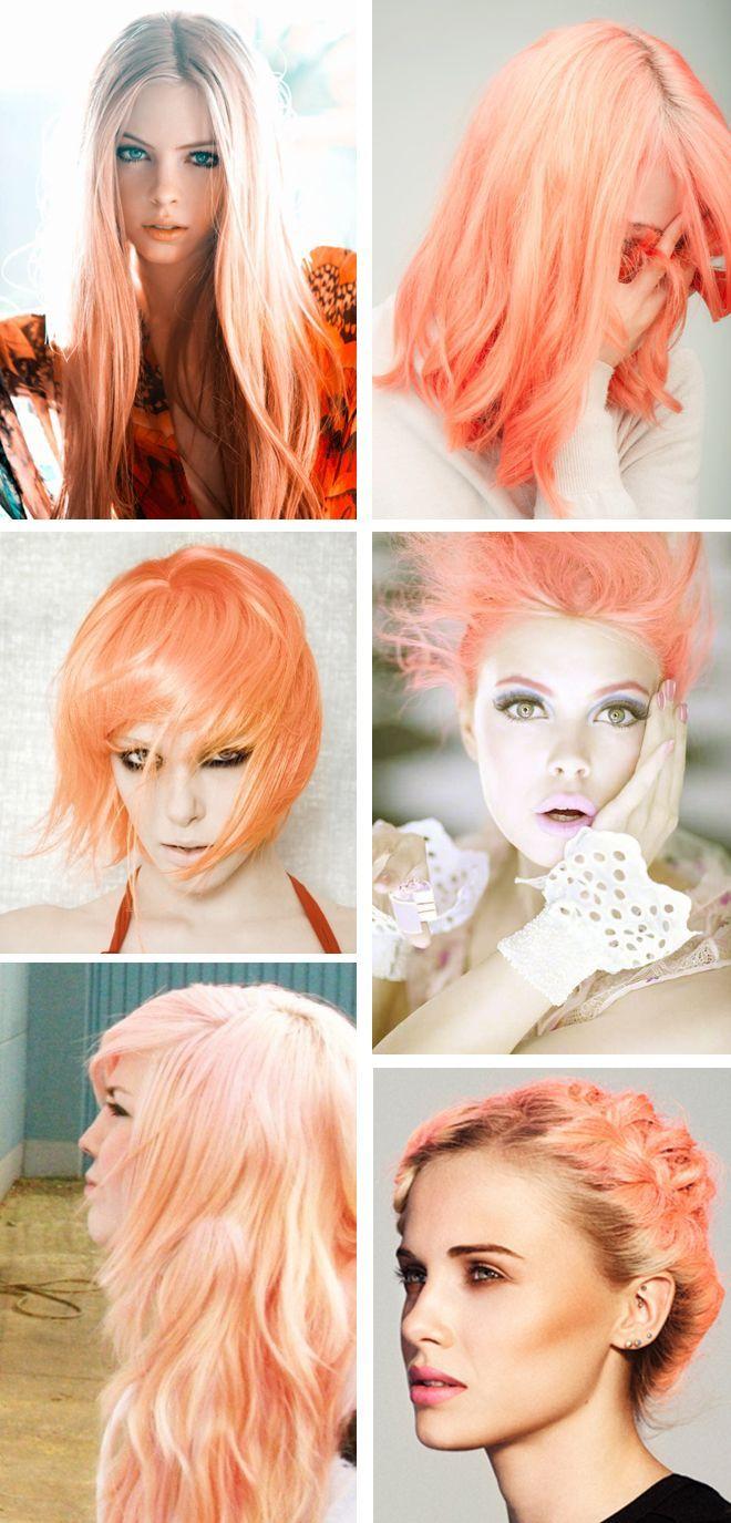 Orange Hair coloring #5, Download drawings