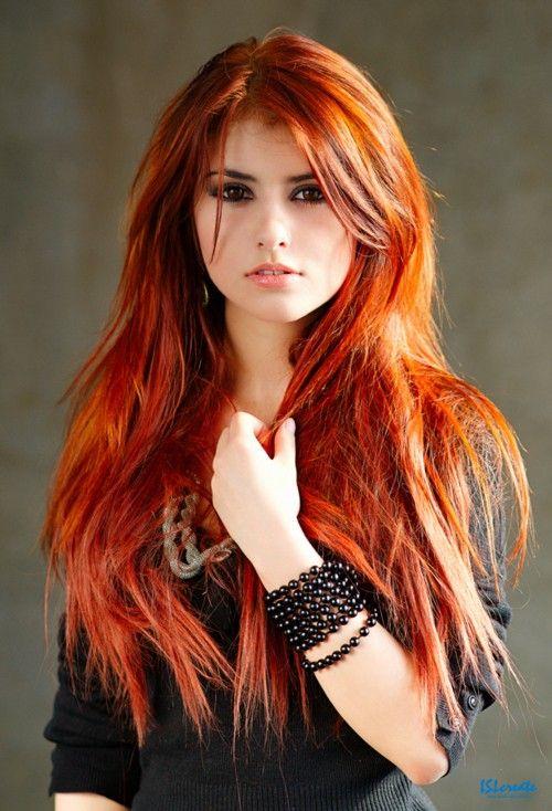 Orange Hair coloring #12, Download drawings