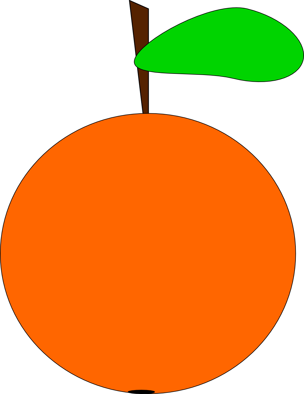 Orange svg #3, Download drawings