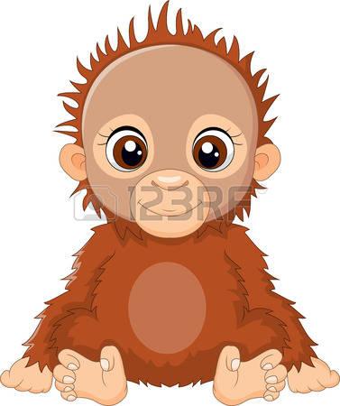 Orangutan clipart #14, Download drawings