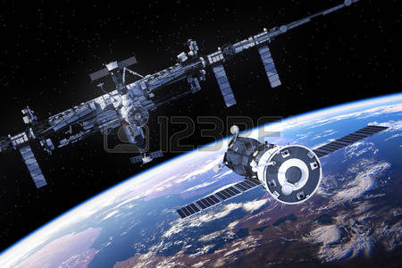 Orbital Station clipart #8, Download drawings