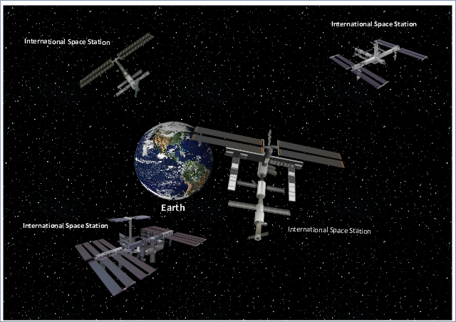 Orbital Station clipart #4, Download drawings