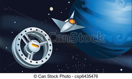 Orbital Station clipart #18, Download drawings