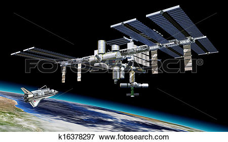Orbital Station clipart #16, Download drawings