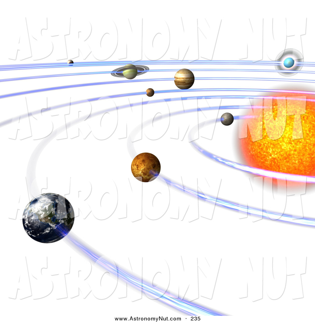 Orbits clipart #2, Download drawings