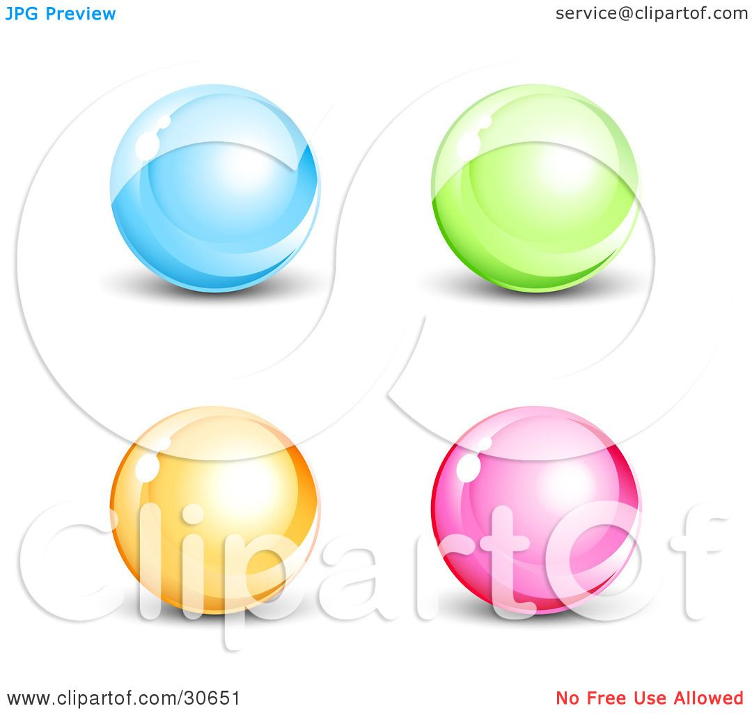 Orbs clipart #2, Download drawings