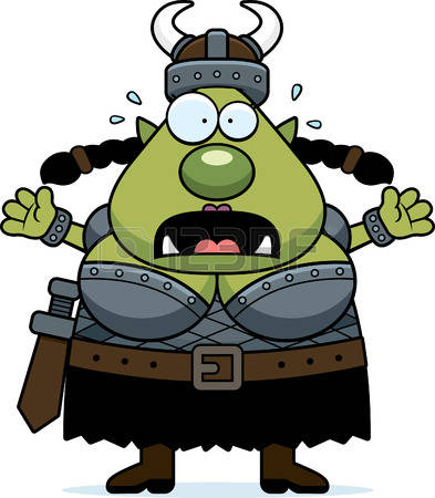 Orc clipart #4, Download drawings