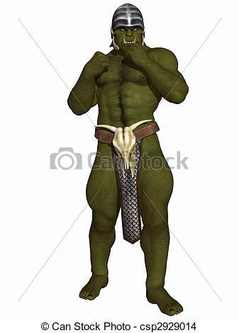 Orc clipart #10, Download drawings