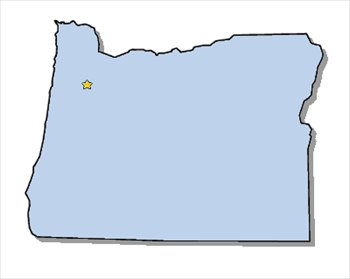 Oregon clipart #9, Download drawings