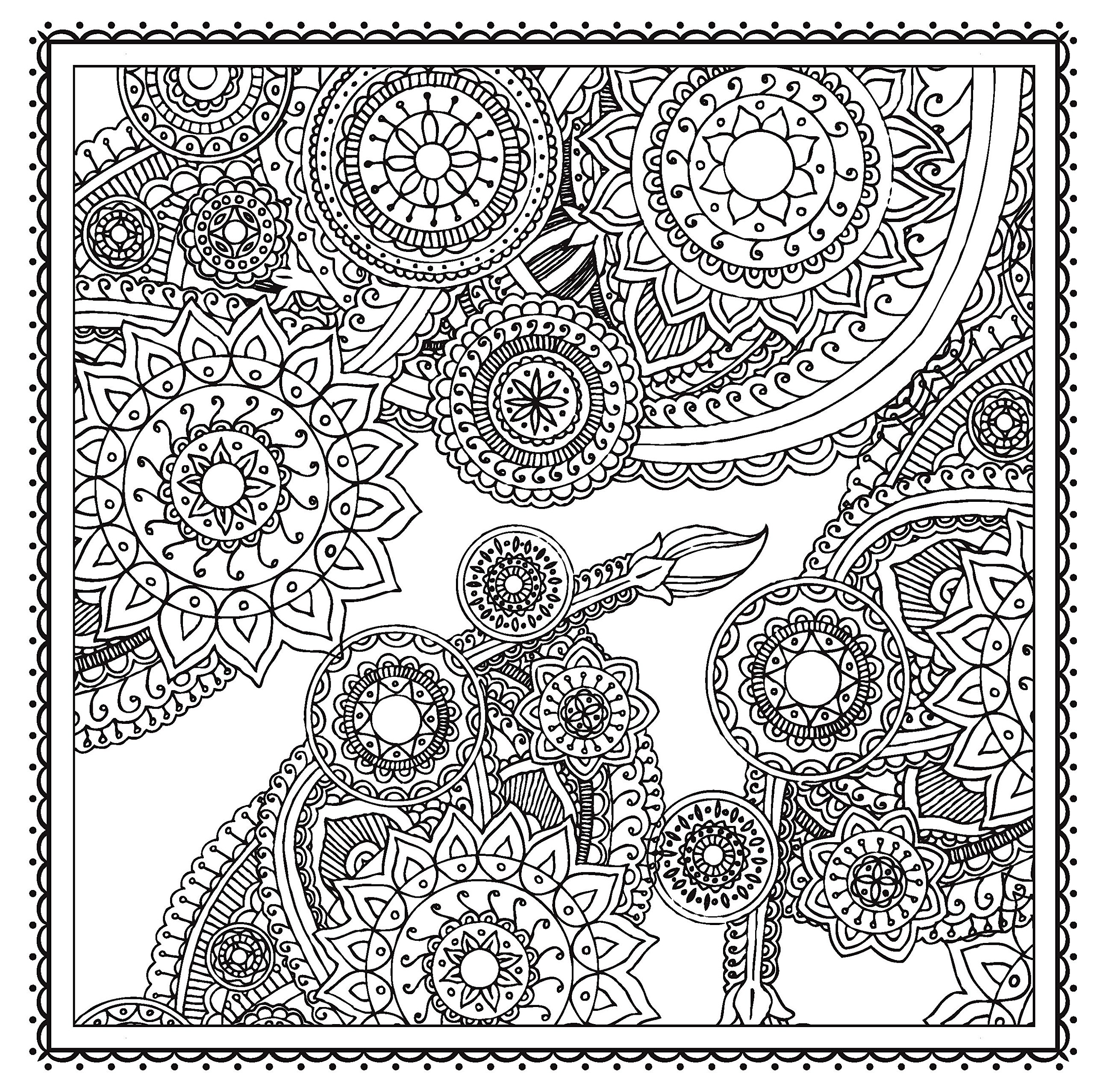 Orient coloring #9, Download drawings