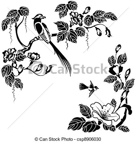 Oriental clipart #18, Download drawings