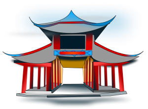 Oriental clipart #12, Download drawings