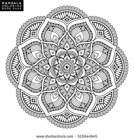 Oriental coloring #13, Download drawings