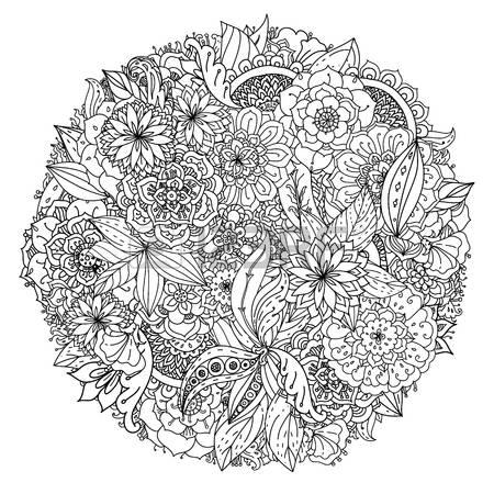 Oriental coloring #11, Download drawings