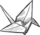 Origami clipart #7, Download drawings