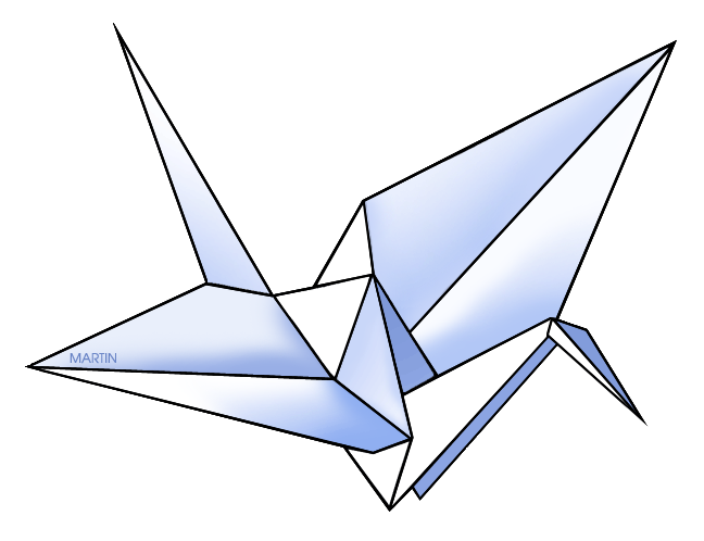 Origami clipart #4, Download drawings