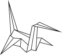 Origami clipart #19, Download drawings