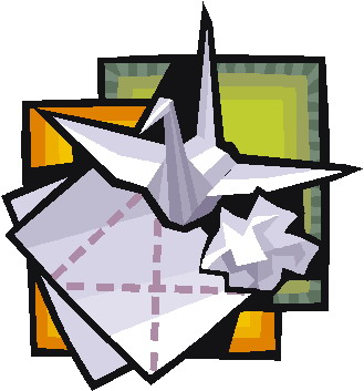 Origami clipart #15, Download drawings