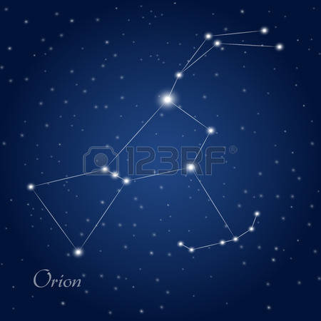 Orion Constellation clipart #12, Download drawings