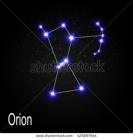 Orion Constellation clipart #4, Download drawings