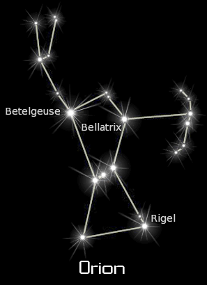 Orion Constellation clipart #14, Download drawings