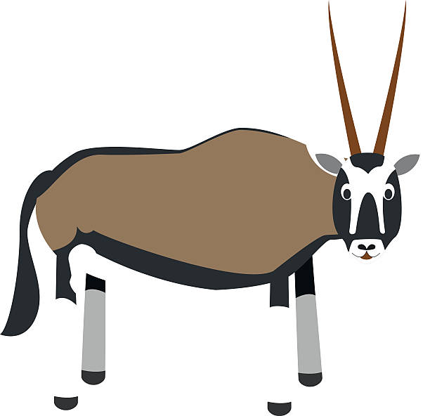Oryx clipart #12, Download drawings