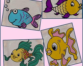 Oscar (Fish) svg #8, Download drawings