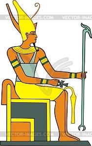 Osiris clipart #2, Download drawings