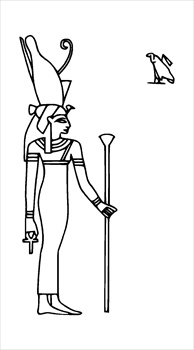 Osiris clipart #13, Download drawings