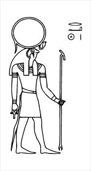 Osiris clipart #12, Download drawings