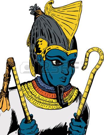 Osiris clipart #4, Download drawings