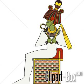 Osiris clipart #7, Download drawings