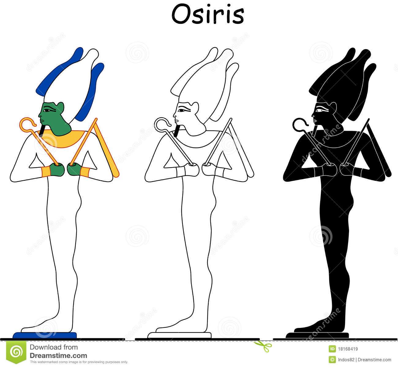 Osiris clipart #17, Download drawings