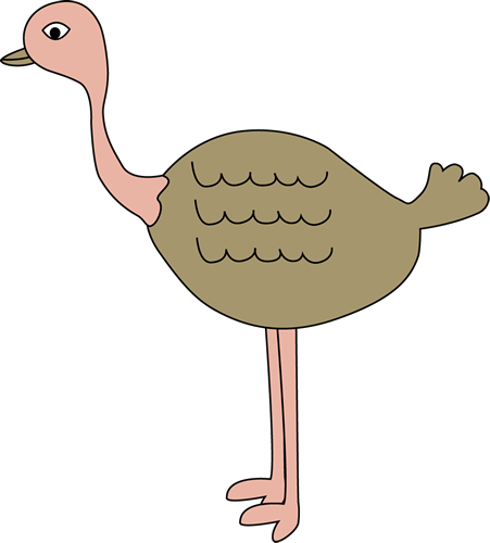 Ostrich clipart #10, Download drawings