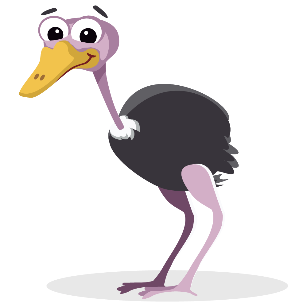 Ostrich clipart #18, Download drawings