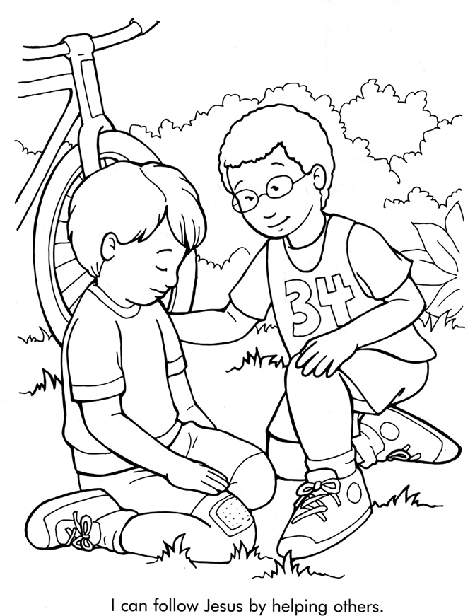 The Others coloring #3, Download drawings