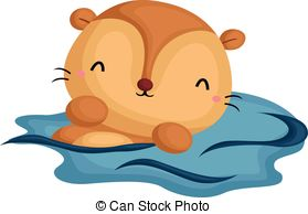 Otter clipart #19, Download drawings