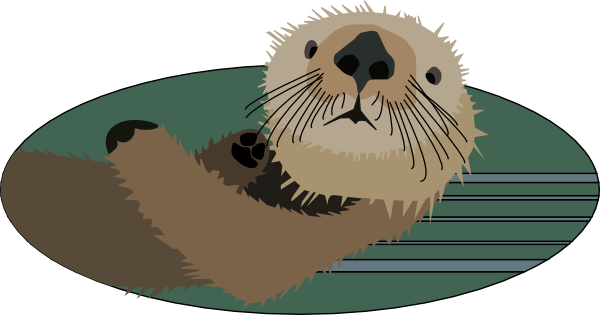 Otter svg #11, Download drawings