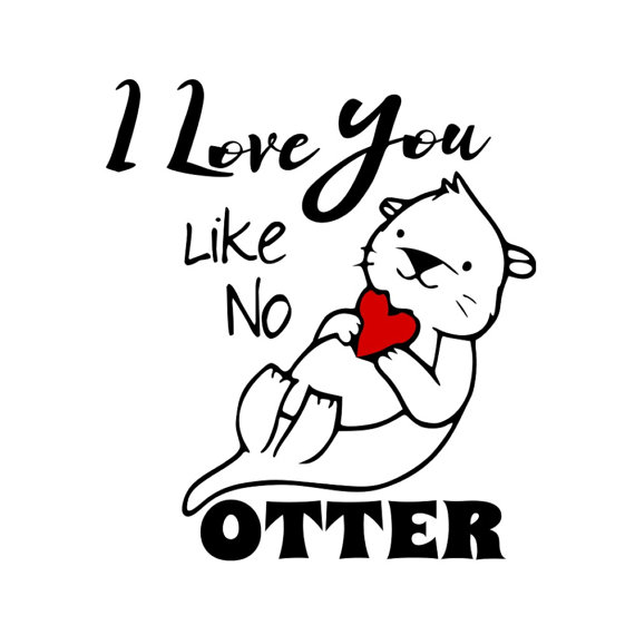 Otter svg #19, Download drawings
