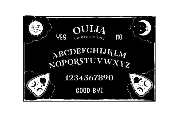 ouija board svg #207, Download drawings