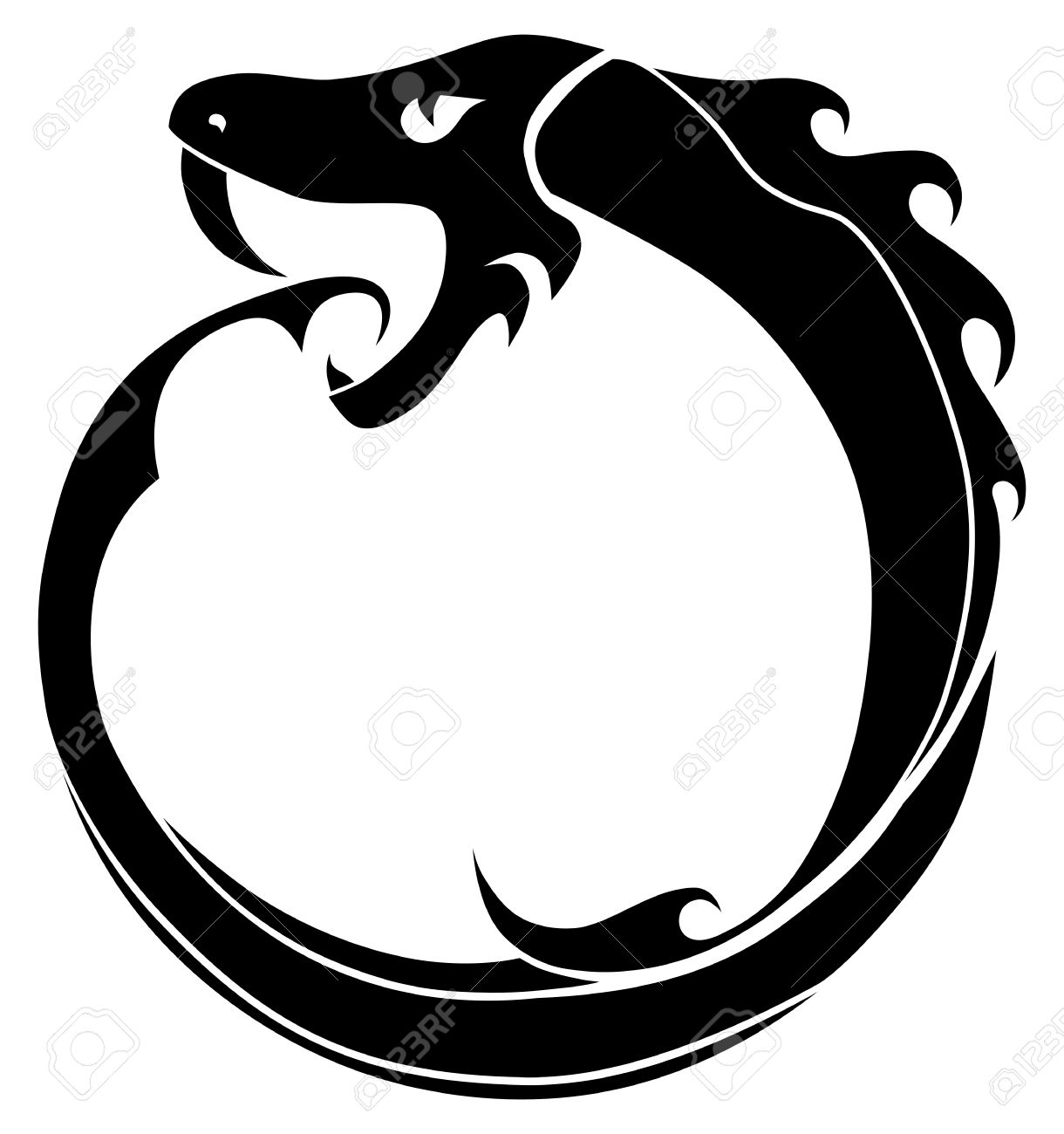 Ouroboros clipart #11, Download drawings