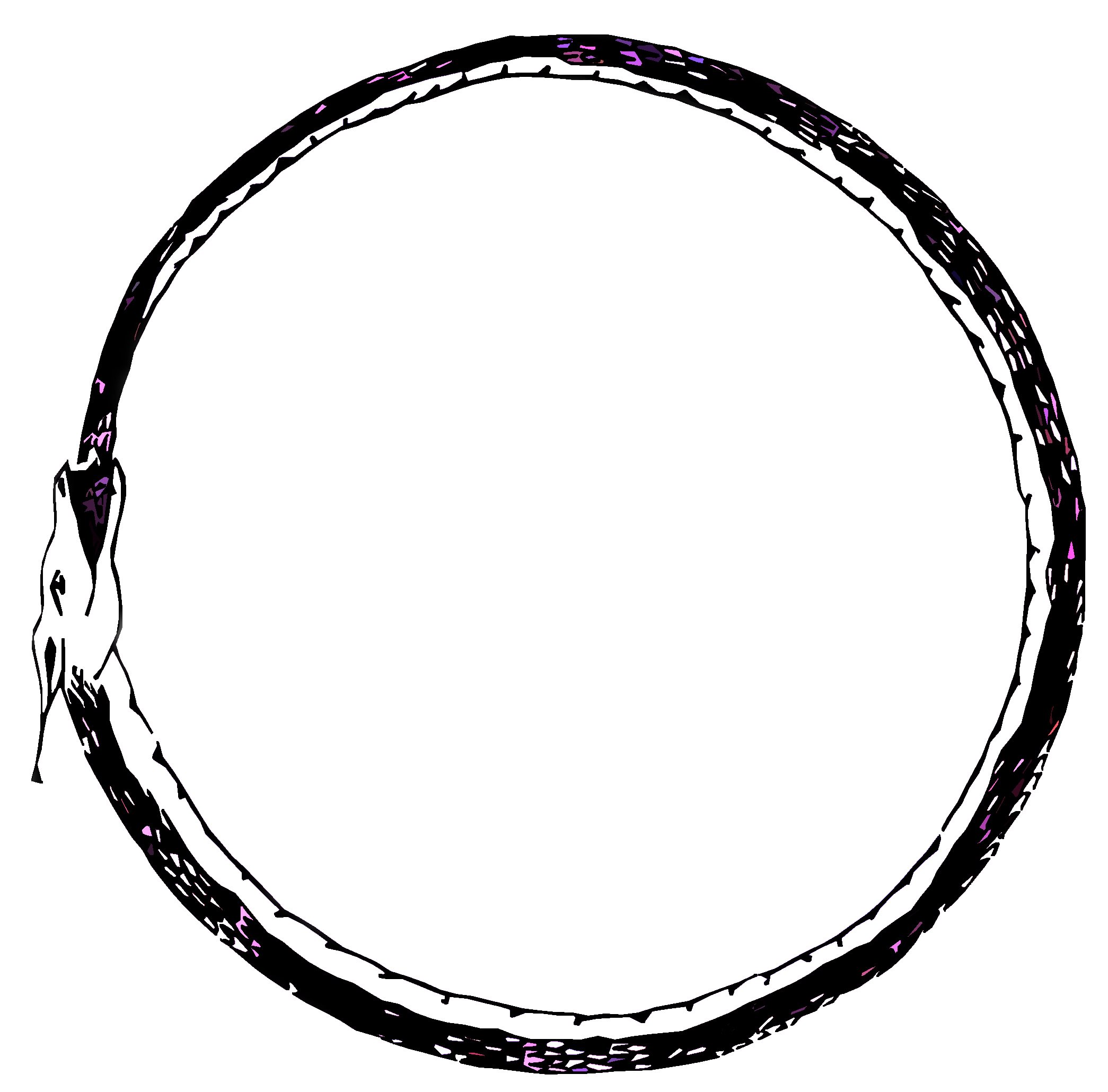 Ouroboros clipart #2, Download drawings