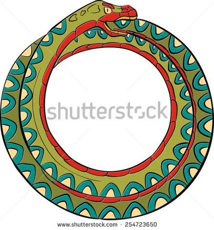 Ouroboros clipart #3, Download drawings