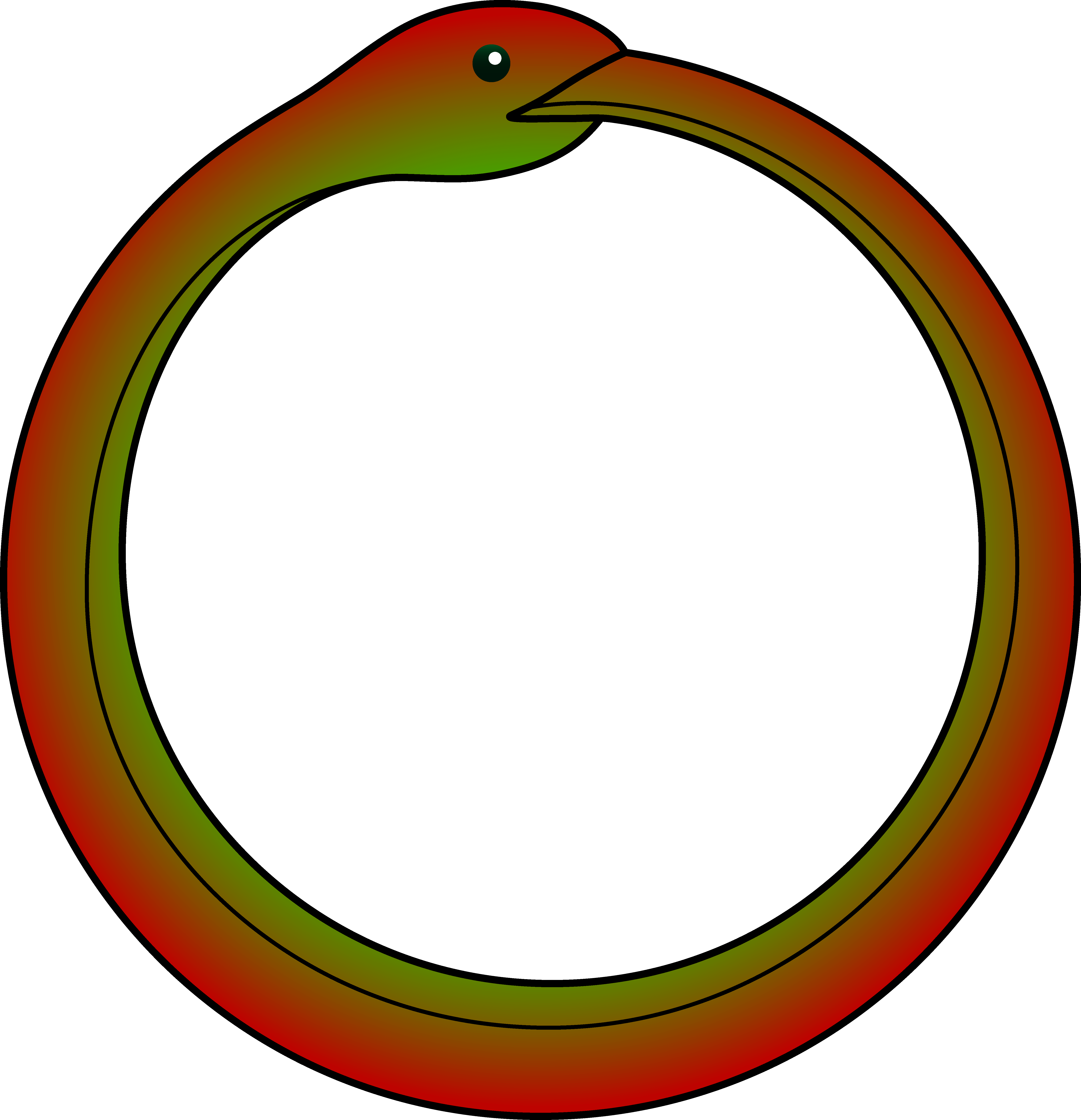 Ouroboros clipart #6, Download drawings