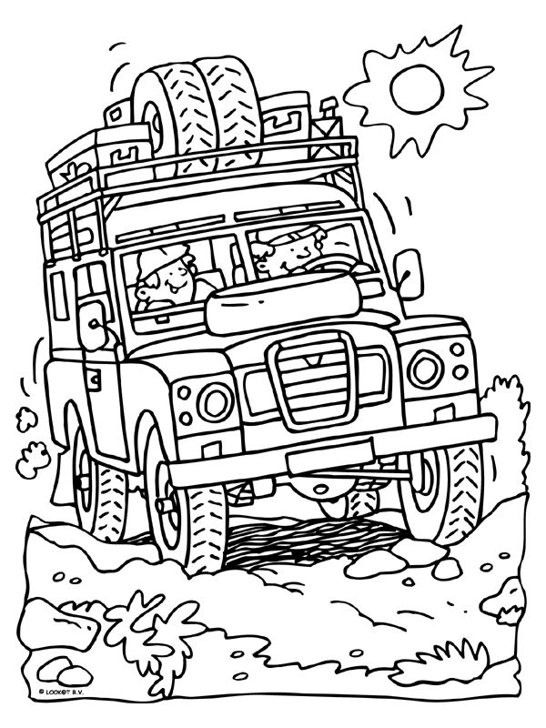 Outback coloring #16, Download drawings