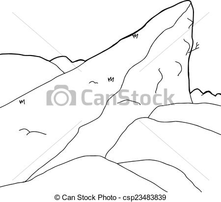 Outcrop clipart #5, Download drawings
